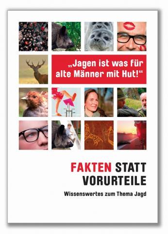 Das Cover der DJV-Broschüre Fakten statt Vorurteile