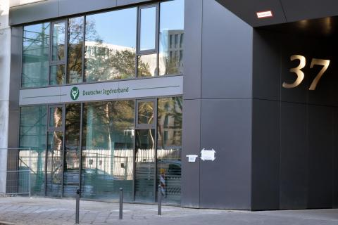 DJV-Geschäftsstelle Chausseestraße