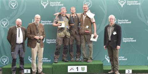 Sieger, Kombination, offene Klasse: 1) Philipp Sehnert (Rheinland-Pfalz), 2) Uwe Persch (Saarland), 3) Claus Schäfer (Rheinland-Pfalz)