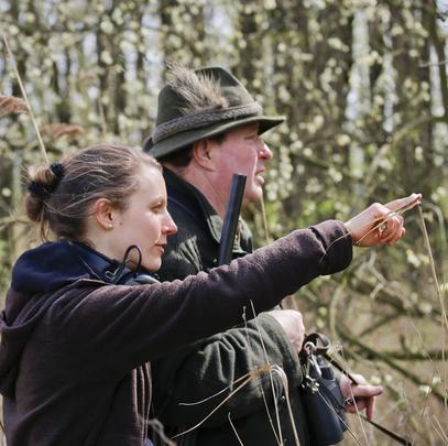 Die Jagd in Deutschland findet mehr Zustimmung. Insgesamt sind heute mehr als die Hälfte der Befragten positiv zur Jagd eingestellt - ein Fünftel mehr als noch im Jahr 2003. (Quelle: DJV)