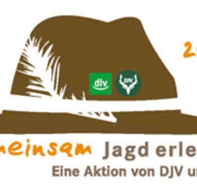 Mai-Aktion 2015: Gemeinsam Jagd erleben.